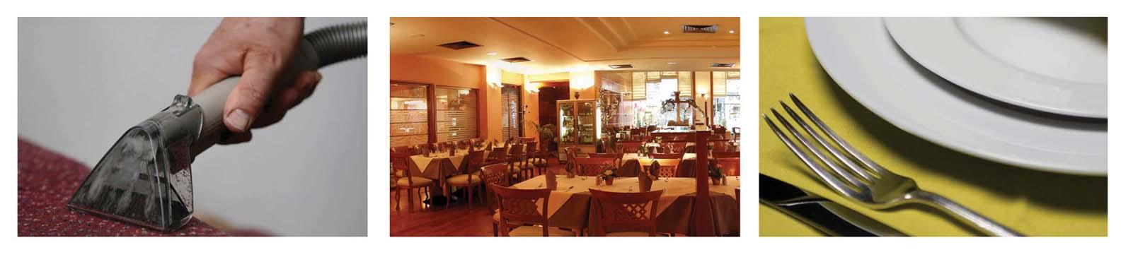 Restaurant related items_microsite